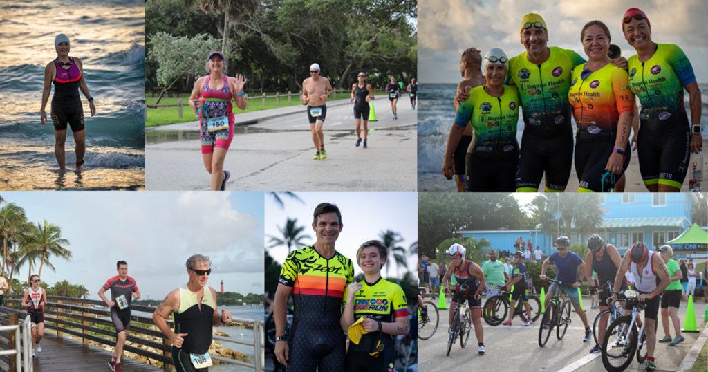 Turtleman Triathlon 2021 Photo Collage